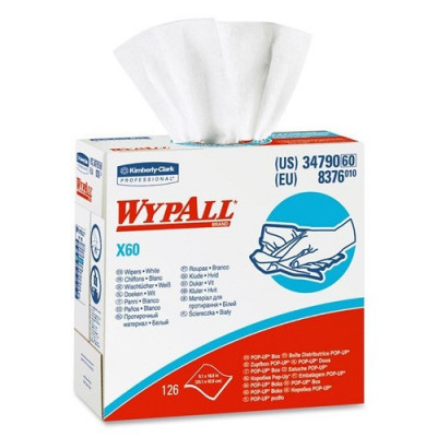 Wypall X60 Pop-Up Wiper