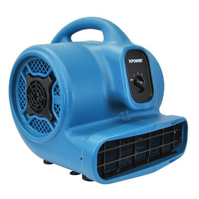 Xpower® P-400 Compact Centrifugal Air Mover - 1600 CFM