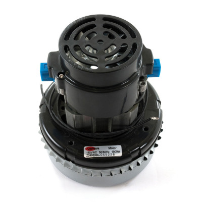 1000 Watt 2-Stage Replacement Vac Motor for Wet/Dry Vacuums