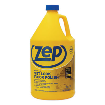 Zep Wet-Look Floor Polish