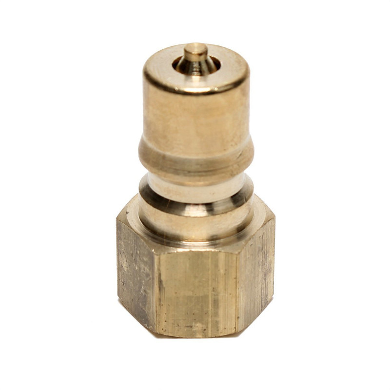Quick Connect Fittings >> 1 4 Male Brass Quick Connect Fitting