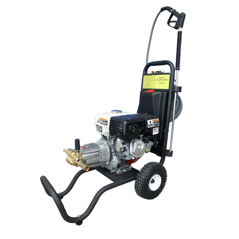 3000 psi pressure washer 3000 psi cart mounted gas power washer 10169