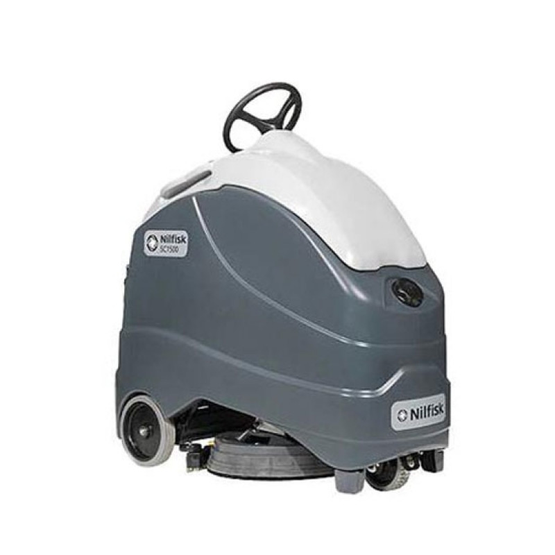 Advance 174 Sc1500 Commercial 20 Quot Stand On Rider Floor
