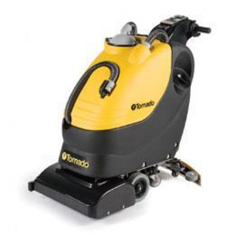battery powered large advance nilfisk caliber scrubber floor
