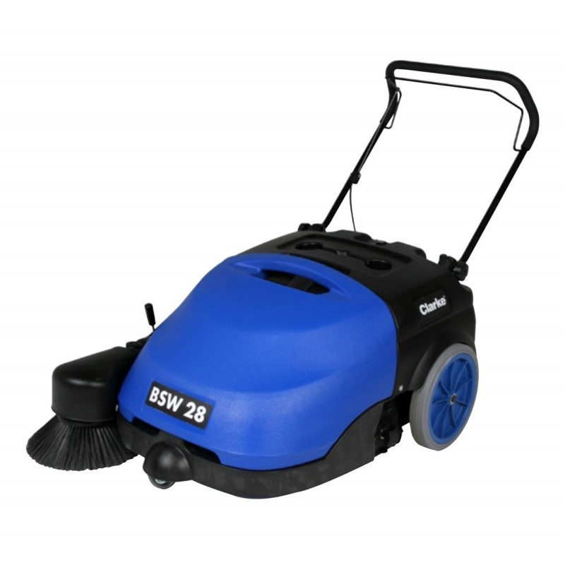 Battery Powered Industrial Floor Sweepers Carpet Vidalondon