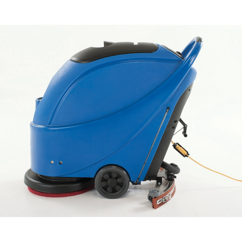 Clarke CA E Electric Automatic Floor Scrubber Scrub Path - How to use a floor scrubber machine