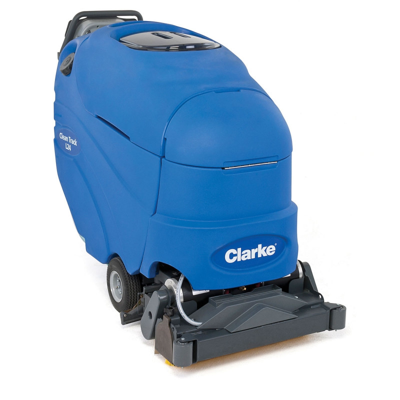 Clarke 174 Clean Track 174 L24 Battery Powered Self Contained