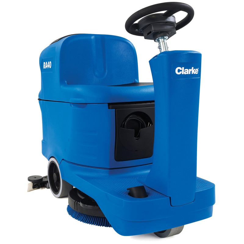 Clarke 174 Ra40 20d Automatic Rider Floor Scrubber 20