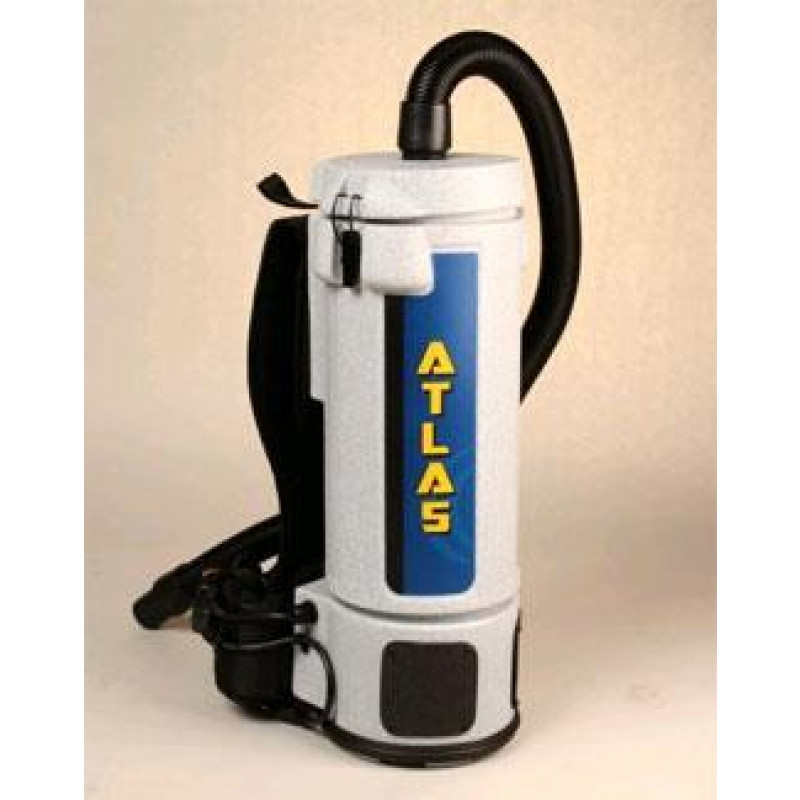 Edic Atlas 10 Quart Backpack Vacuum