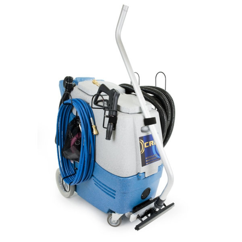 Edic Cr2 Touch Free Complete Restroom Cleaning Machine
