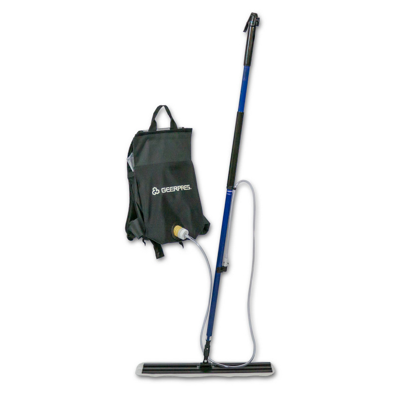 18 Quot Geerpres Floor Finish Applicator Backpack System 1 5