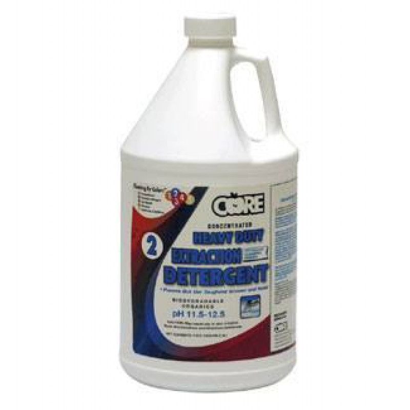 Core Heavy Duty Extraction Carpet Cleaning Detergent 4