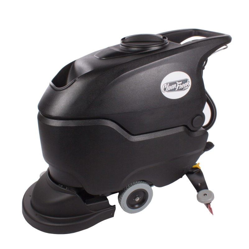 20 Inch Hard Floor Scrubbing Machine Cleanfreak