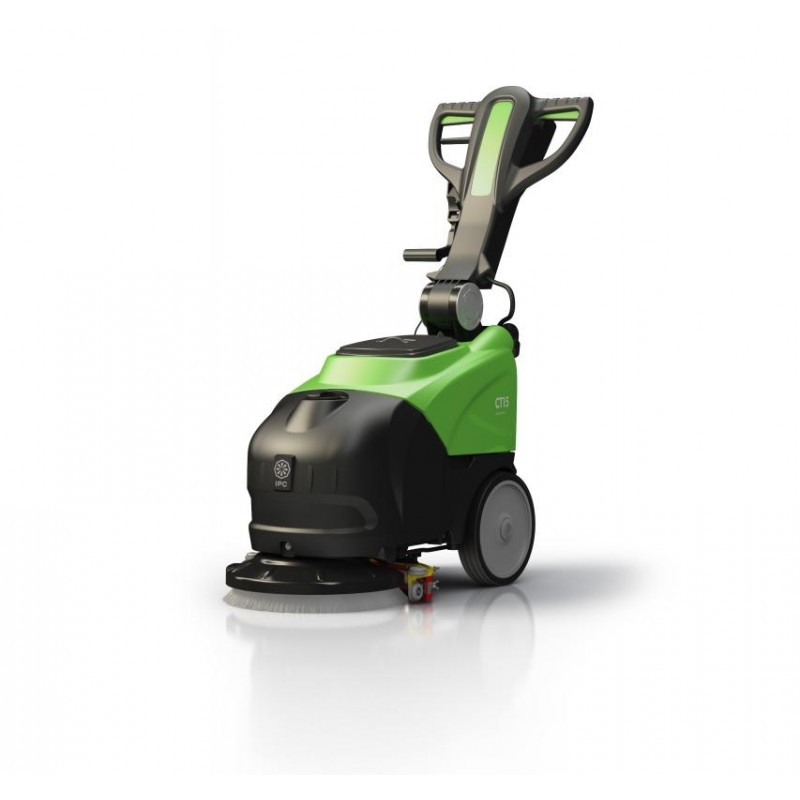 Ipc Eagle Ct15b Battery Powered Compact Floor Scrubber 4