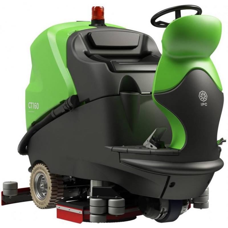 Ipc Eagle Ct160 28 Inch Automatic Ride On Floor Scrubber