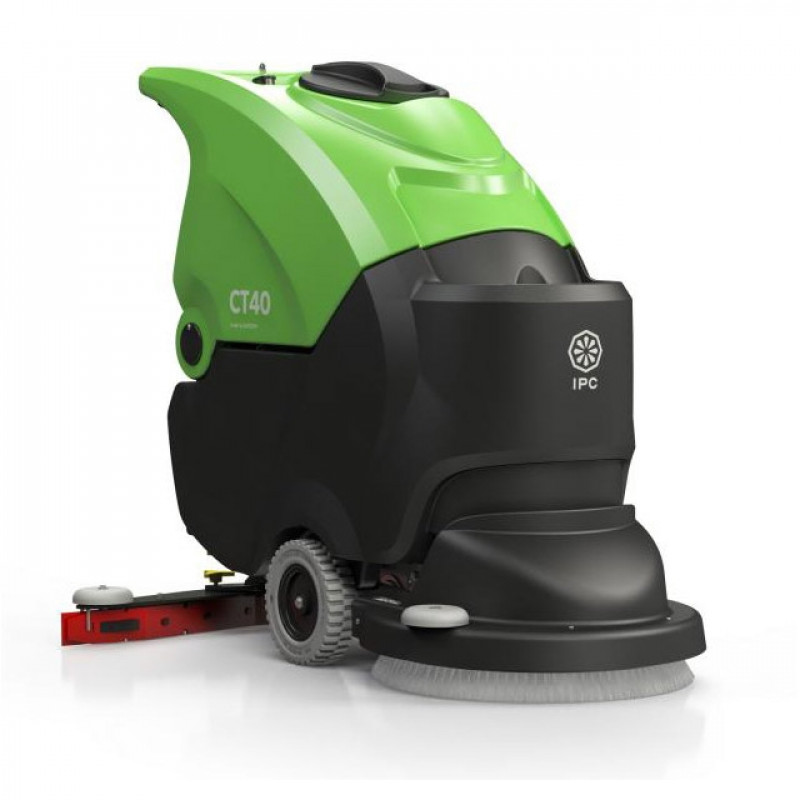 Ipc Eagle 20 Inch Brush Driven Automatic Floor Scrubber Ct40