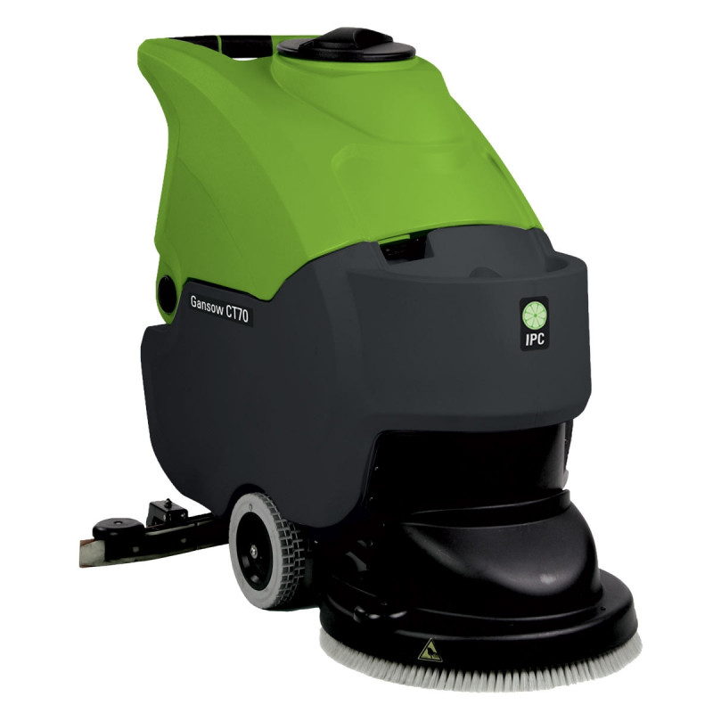 Ipc Eagle Ct70 20 Quot Brush Driven Auto Scrubber Traction