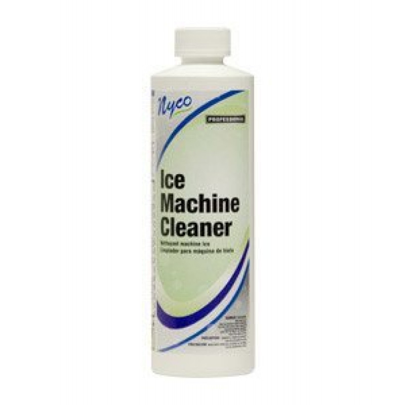 Nyco 174 Ice Machine Cleaner Amp Descaler Nl038 616 6 Pints