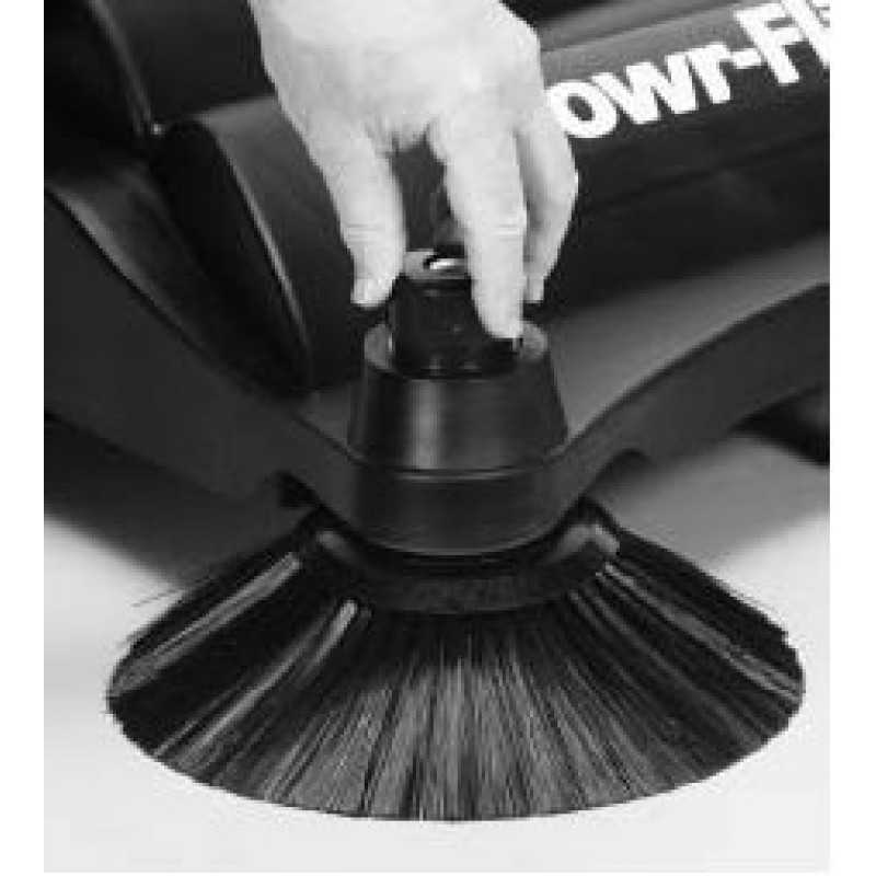 Powr Flite Side Replacement Broom