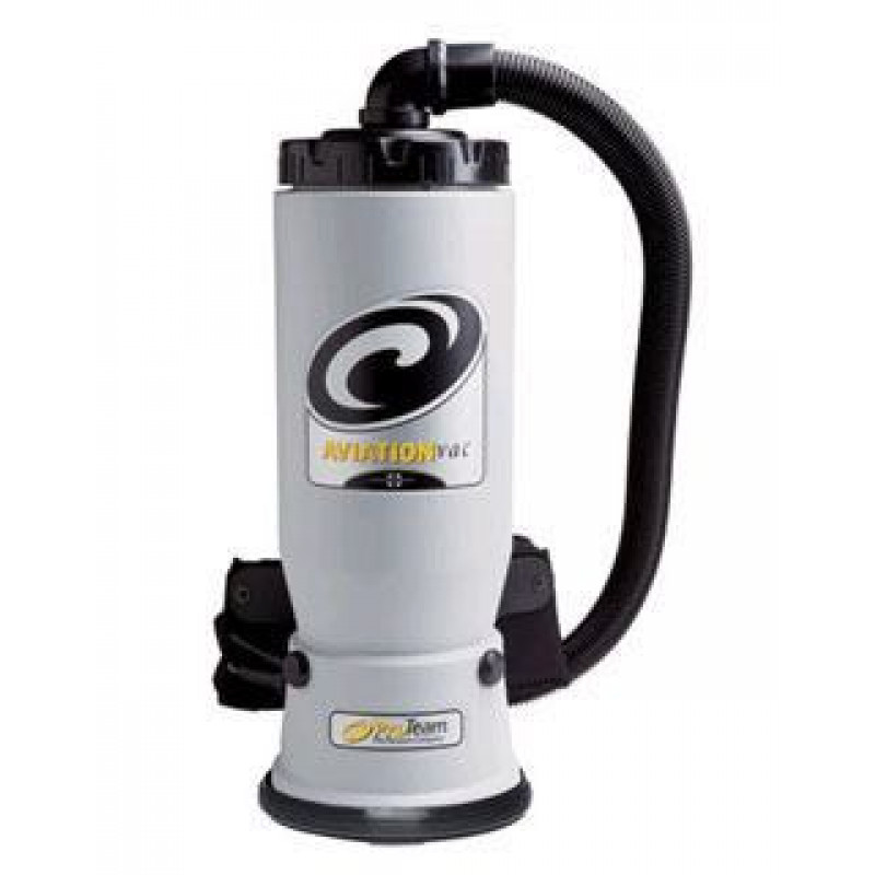 Proteam 174 Aviationvac Backpack Vacuum Cleaner 6 Quart