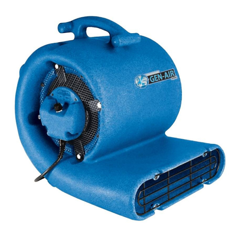 Sandia Gen Air 2400 Cfm Stackable Carpet Blower 90 0000