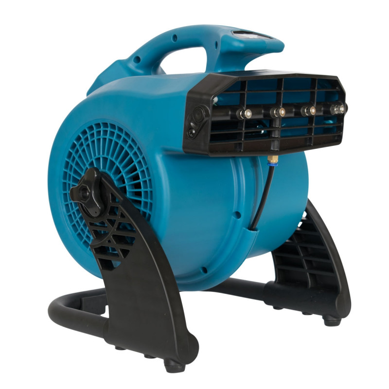 Pool Side Misting Fans : Xpower cfm pool area cooling misting fan