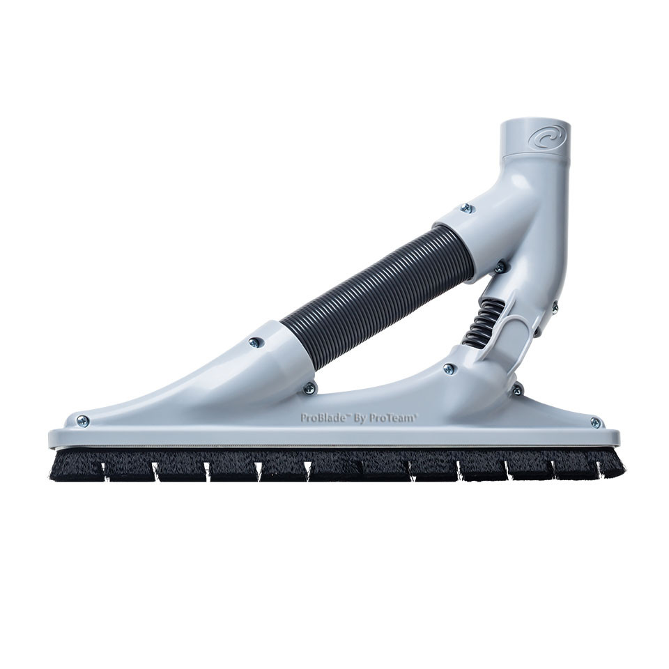 Proteam 174 Problade Hard Surface Floor Tool With Sweeping