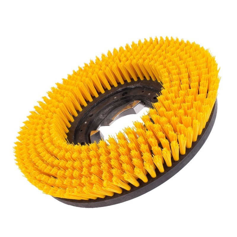 13 Quot Floor Buffer Floor Scrubbing Brush Poly Bristle