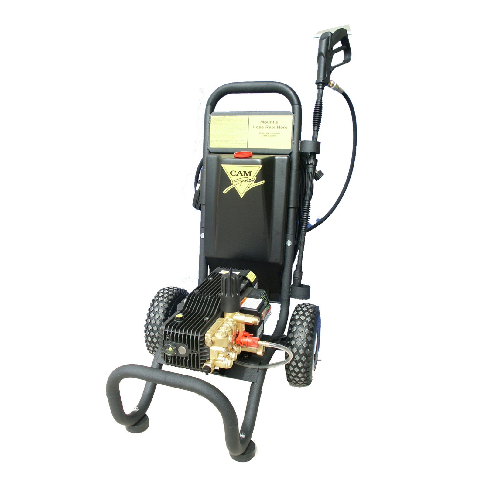 Cam Spray 120 Volt Cart Mounted Electric Pressure Washer