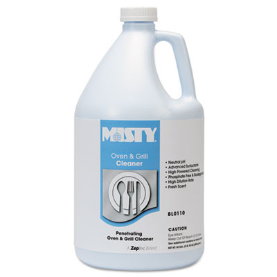 Misty Heavy Duty Penetrating Oven And Grill Cleaner 4