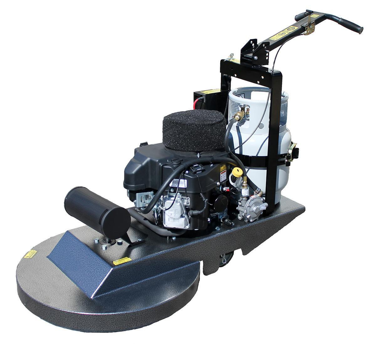 Ipc Eagle 27 Quot Propane Floor Buffer 1700 Rpm