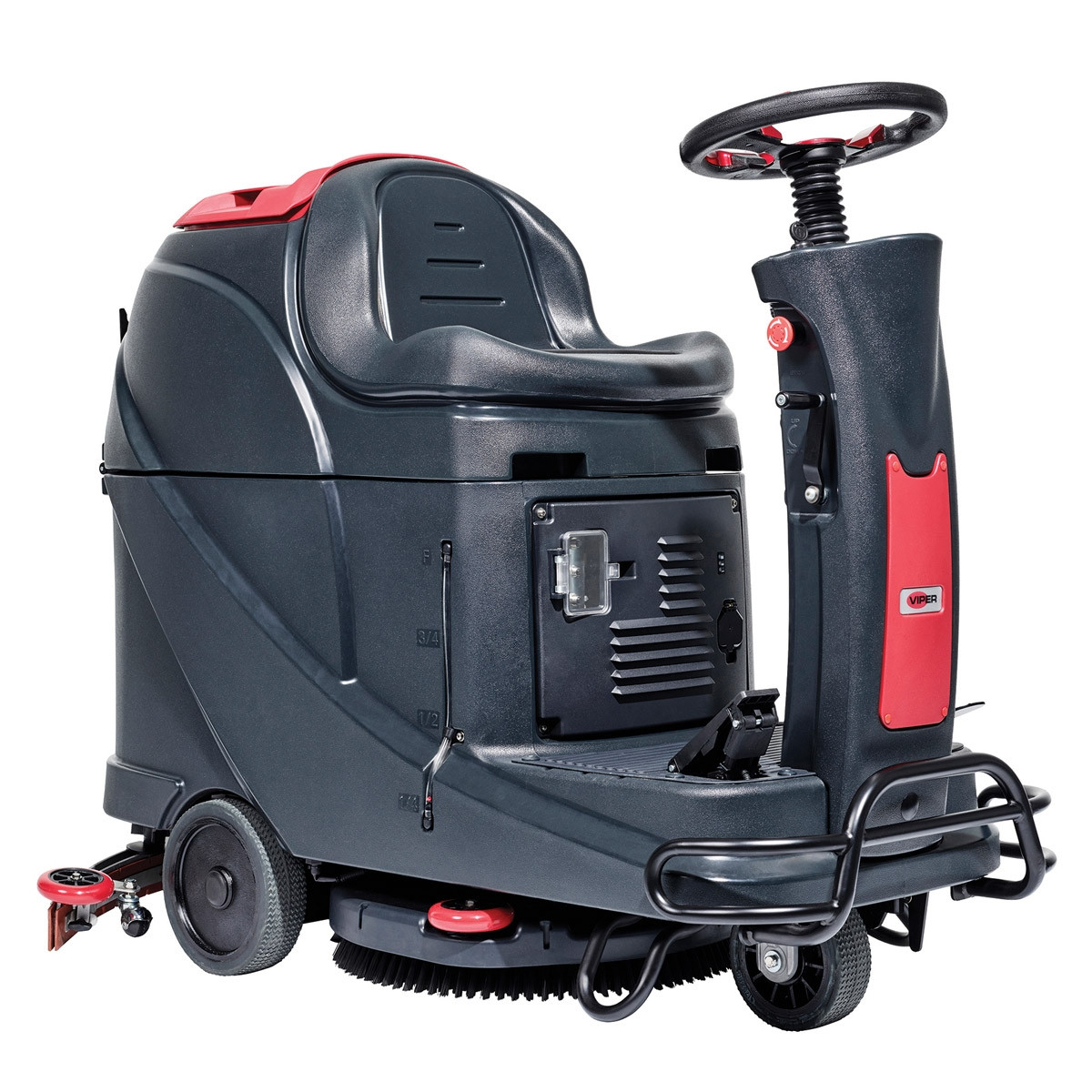 Viper As530r Micro Rider Automatic Floor Scrubber 20