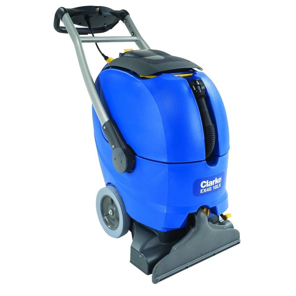 Clarke 174 Ex40 18lx Self Contained Carpet Scrubbing