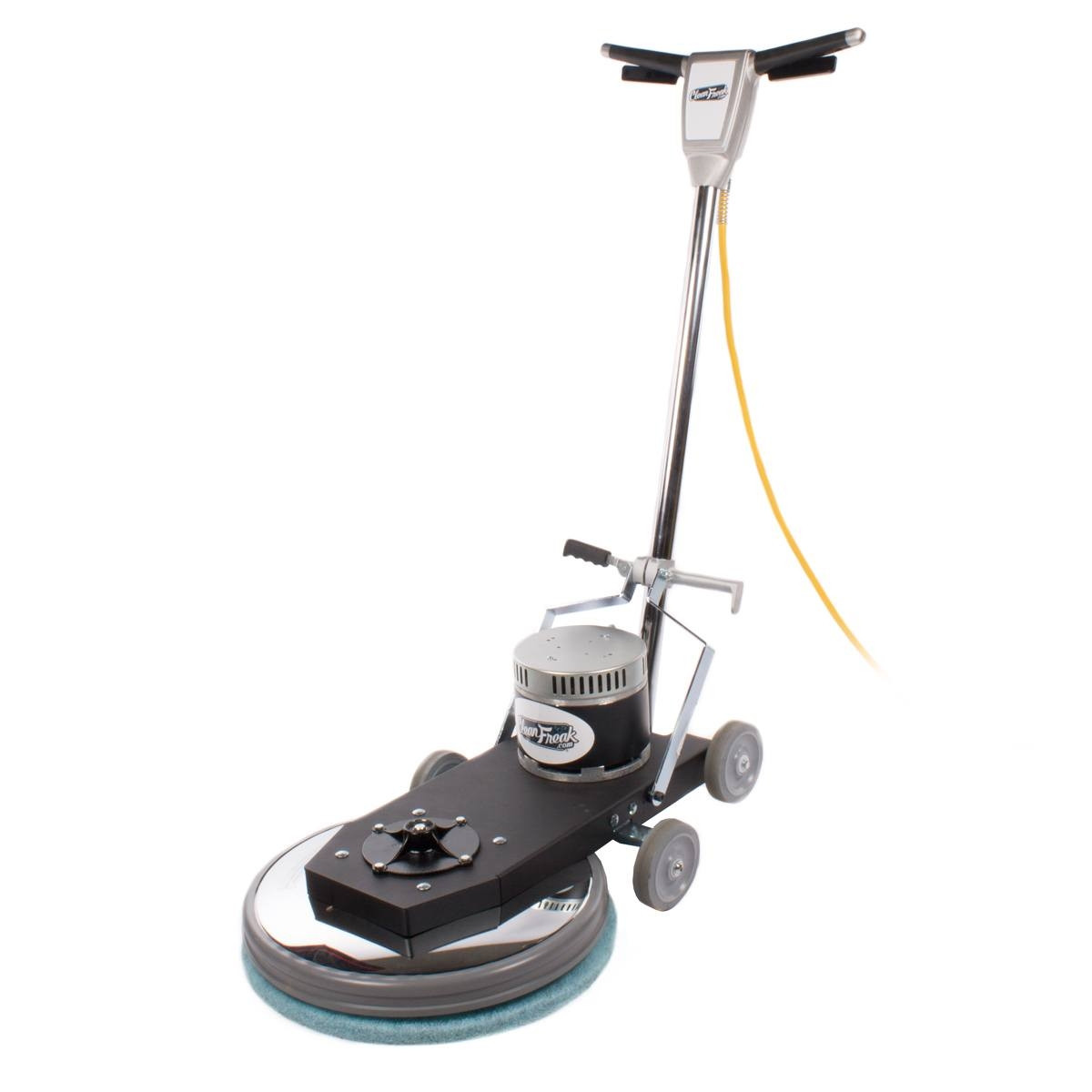 20 Quot High Speed Floor Burnisher Cleanfreak 174 1500 Rpm Machine