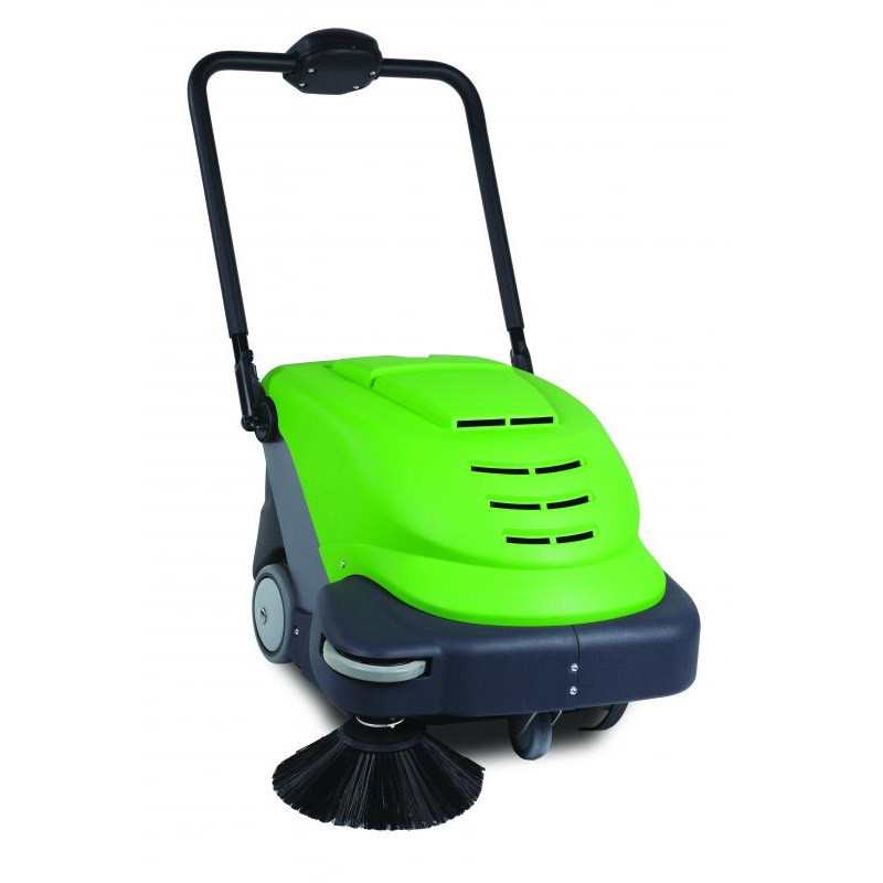 ipc eagle smartvac 464 battery vacuum sweeper