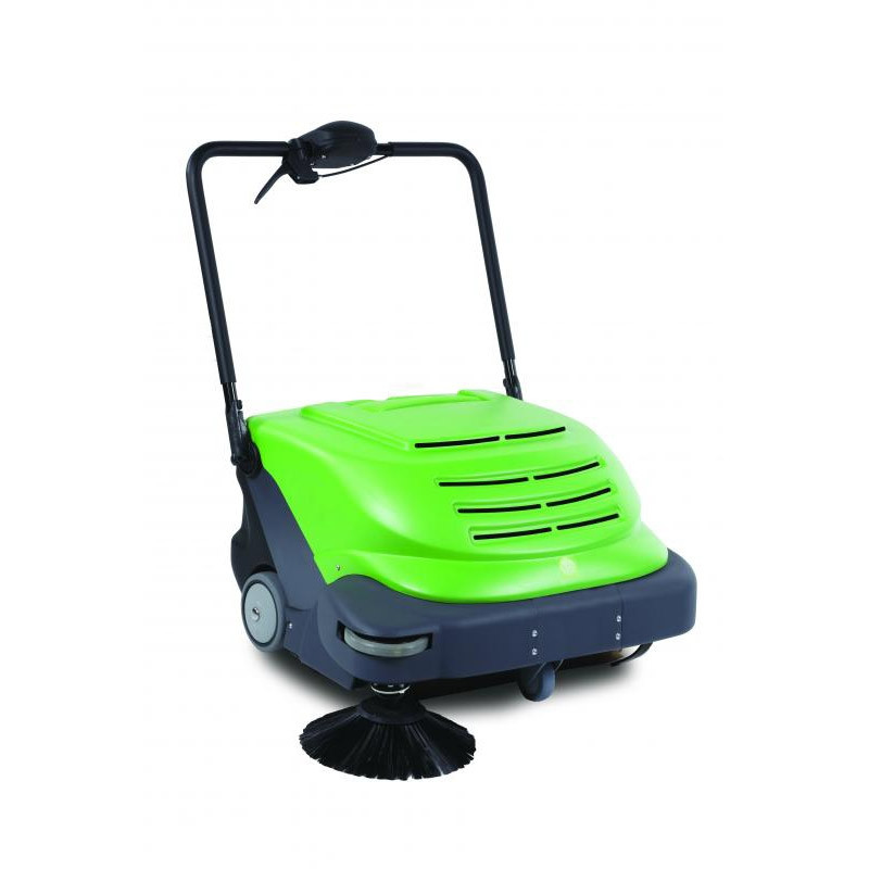 Ipc Eagle Smartvac 32 Battery Indoor Floor Push Vacuum Sweeper
