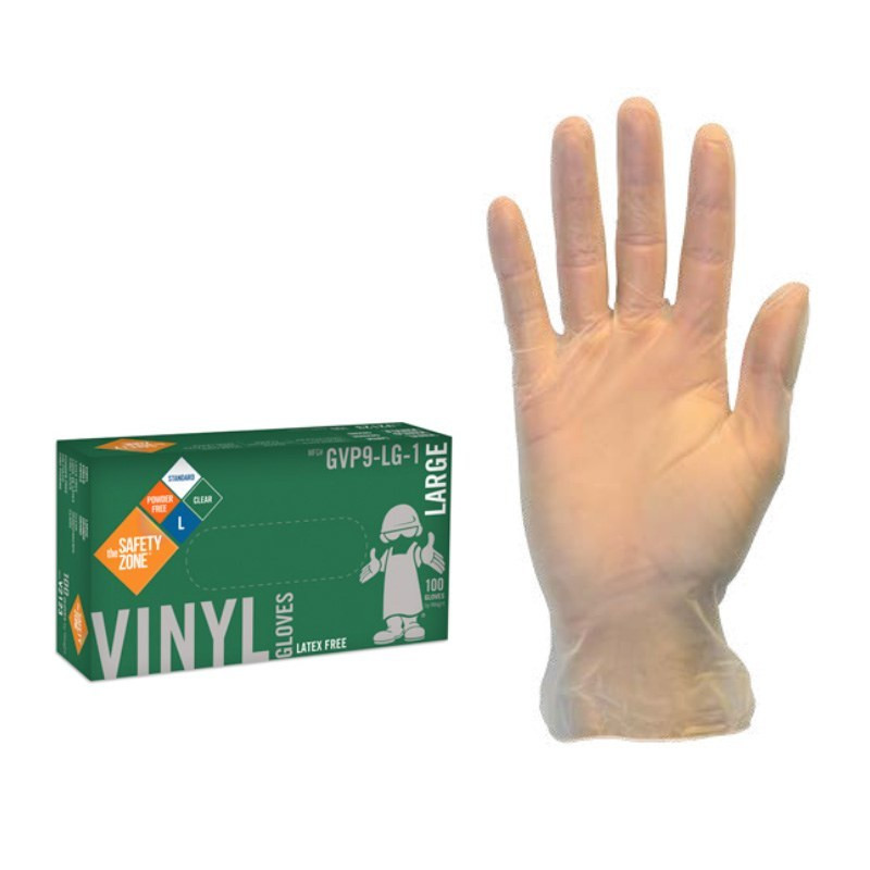 Non Medical Vinyl Powder Free Gloves