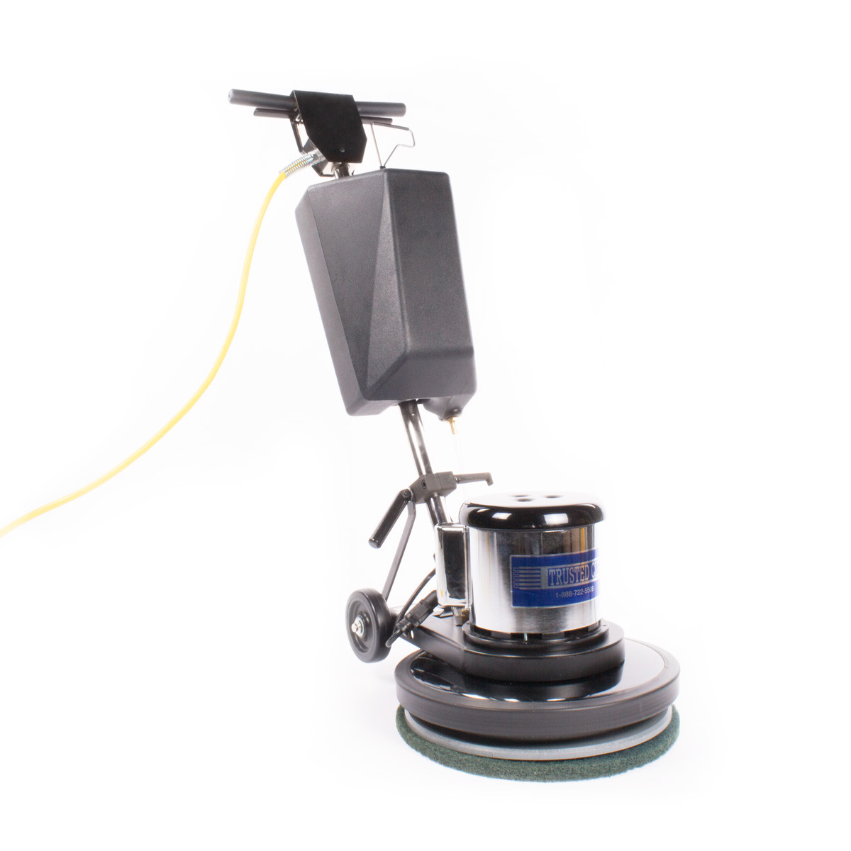 Carpet Scrubbing Machine With Shampoo Tank Buy This