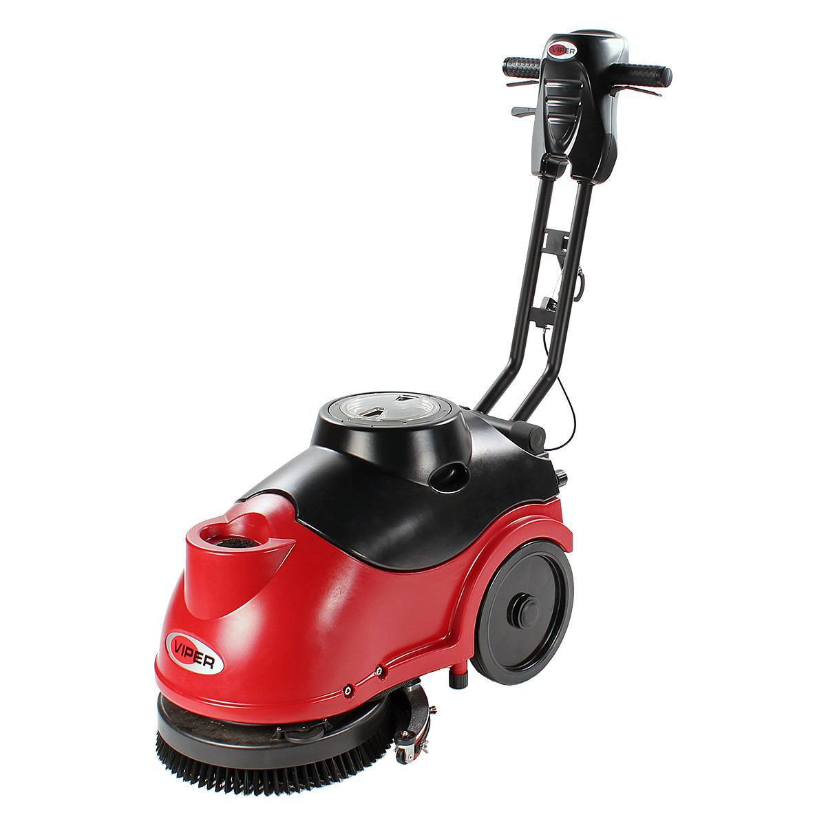 Viper Fang Compact Battery Powered Automatic Floor Scrubber