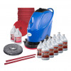 Trusted Clean 'Dura 20' Auto Scrubber Complete Floor Cleaning Package