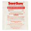 Diversey™ Sani-Sure® Multi-Surface Food Grade Sanitizer (0.125 oz. Packets) - Case of 100