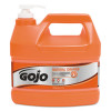 GOJO® Natural Orange™ Pumice Hand Cleaner (1 Gallon Pump Bottles) - Case of 4
