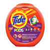 Tide Pods, Spring Meadow Scent (72 Pods per Tub) - Case of 4
