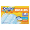 Swiffer® Refill Dusters w/ Dust Lock Fiber & Febreze® (Lavender Vanilla Scent, Box of 10) - Case of 4