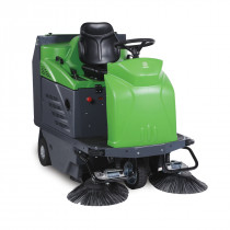 Genius 1200 Battery Power Rider Sweeper