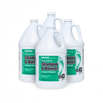 Nilodor® Encapsulating Shampoo & Bonnet Carpet Cleaner Case