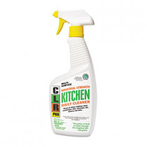 CLR® PRO Industrial Strength Kitchen Daily Cleaner (32 oz. Spray Bottles) - Case of 6