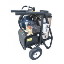 3000SHDE Diesel Fired Pressure Washer