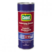 Comet Cleanser With Chlorinol  Fragrance-Free