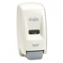 GOJO® Bag-In-Box Liquid Soap Dispenser (800 ml) - White